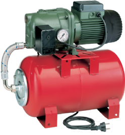 DAB AQUAJET 92M Automatic Self Priming Pressure Pumps | 230V | E-pumps